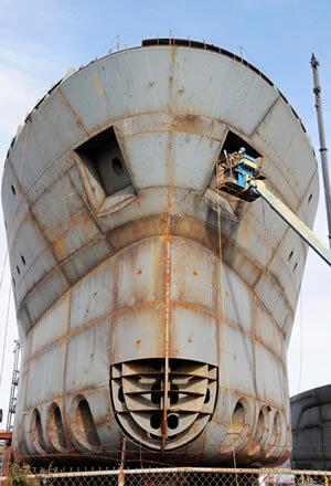 Metal Structure Repairs