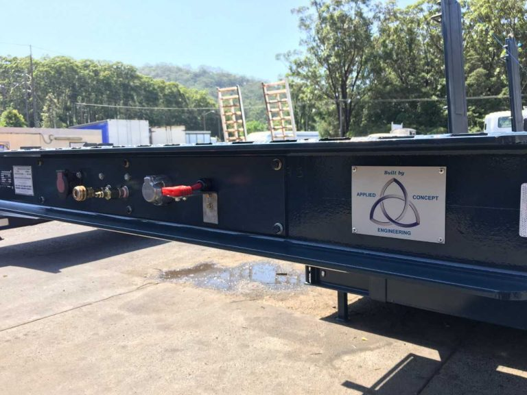 Custom made trailer Central coast-NSW-Gosford